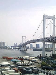 今日は東京ビッグサイトに行ってきました